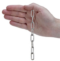 Galvanized Chain 3mm
