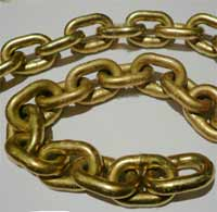 Hardened Security Chain 10 mm