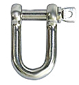 Dee Shackle Zinc Plated 5mm