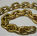 Hardened Security Chain 8 mm